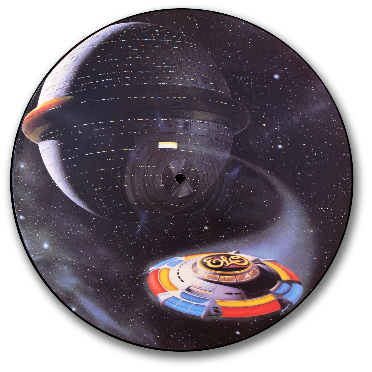 Electric Light Orchestra, Ticket to the Moon Picture Disc