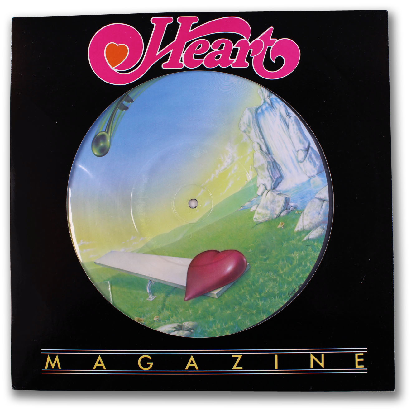 Heart, Magazine Picture Disc