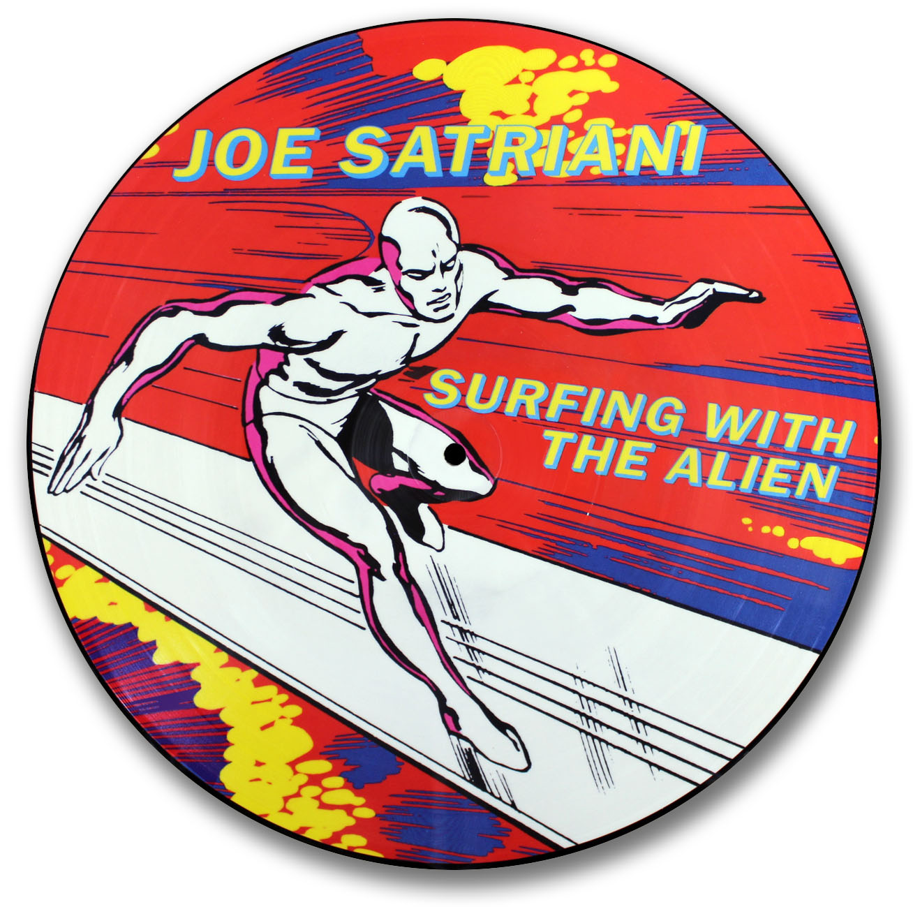 Joe Satriani, Surfing with the Aliens Picture Disc