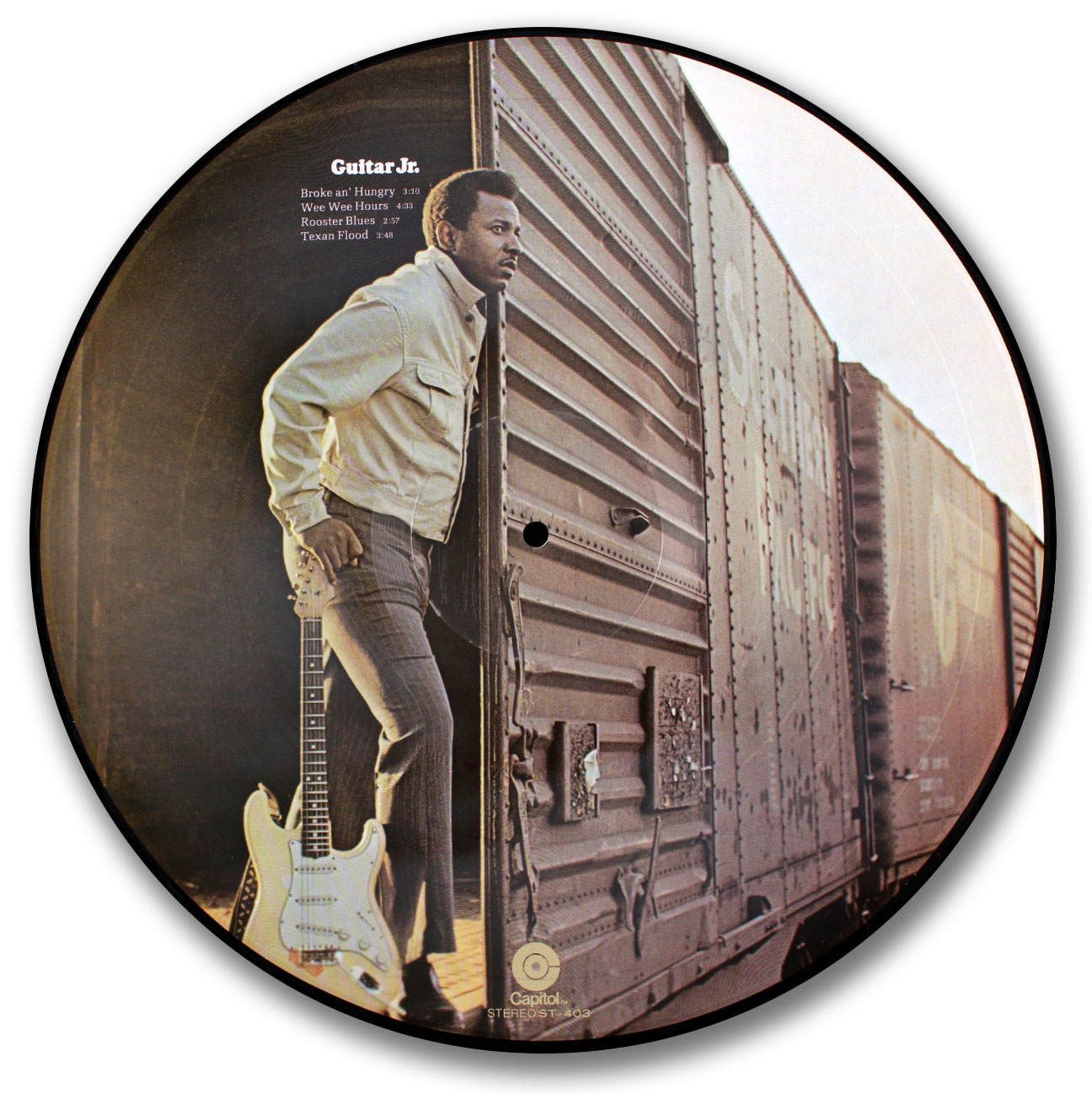 Mississippi Fred Mcdowell Picture Disc