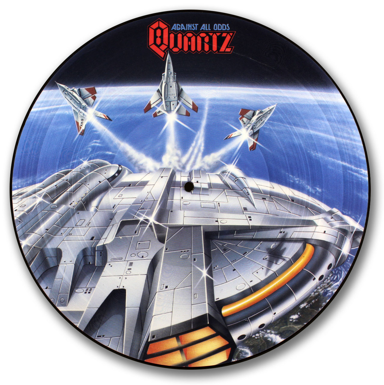 Quartz, Against All Odds Picture Disc