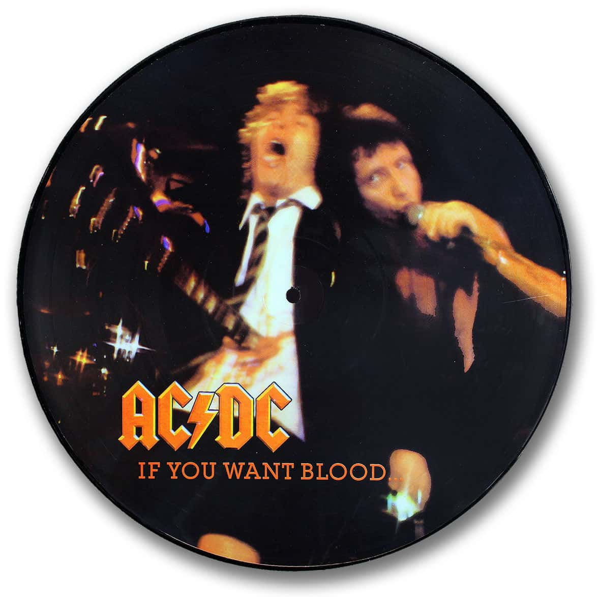 AC/DC, If You want Blood Picture Disc