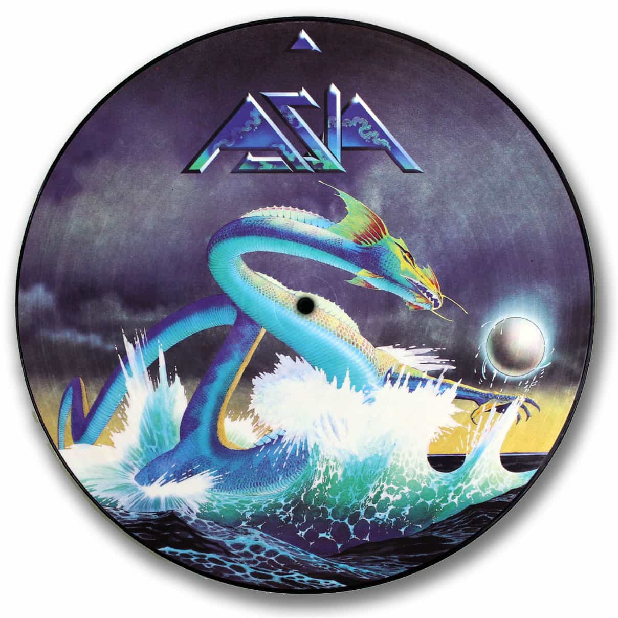 Asia Picture Disc