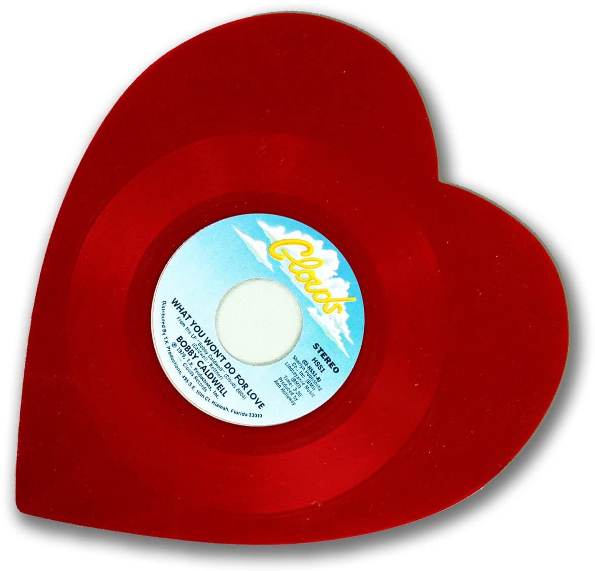 Bobby Caldwell, Heart Shaped Record