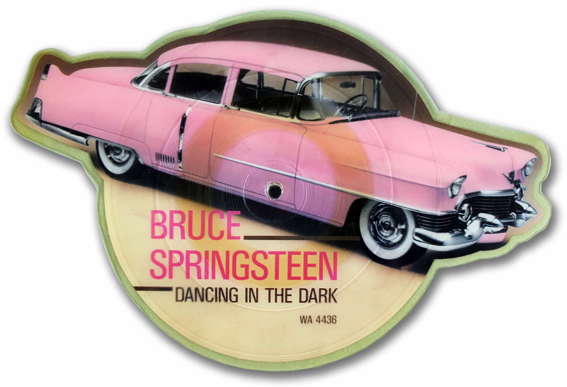 Bruce Springsteen, Dancing in the Dark Picture Disc