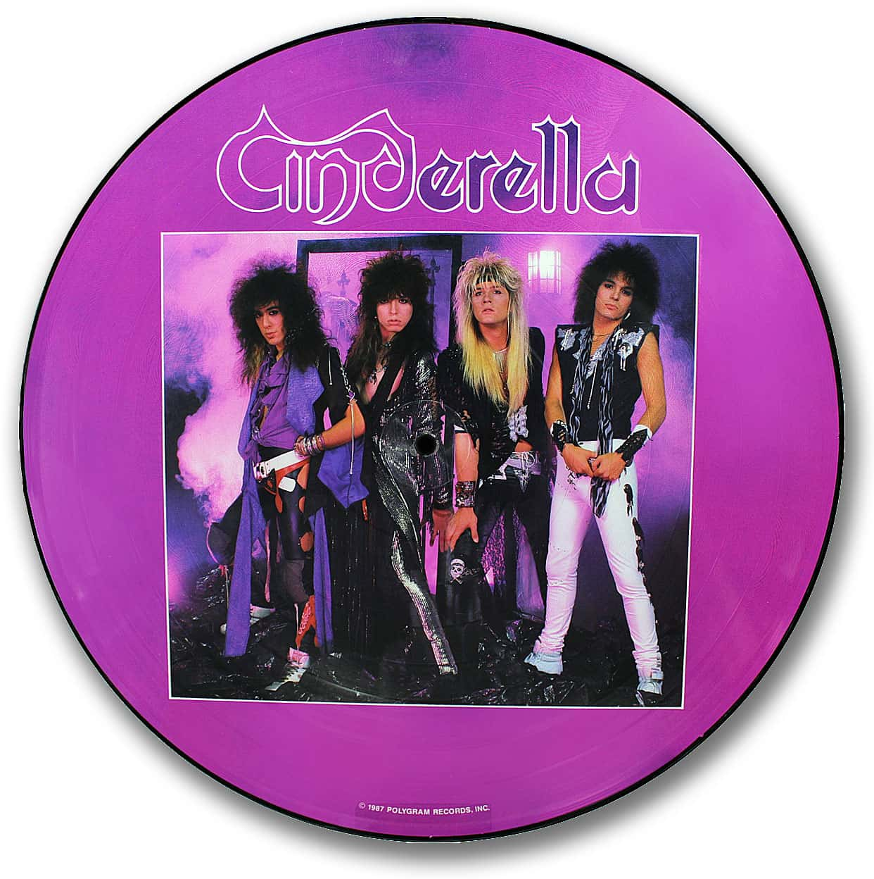 Cinderella, Night Songs Picture Disc