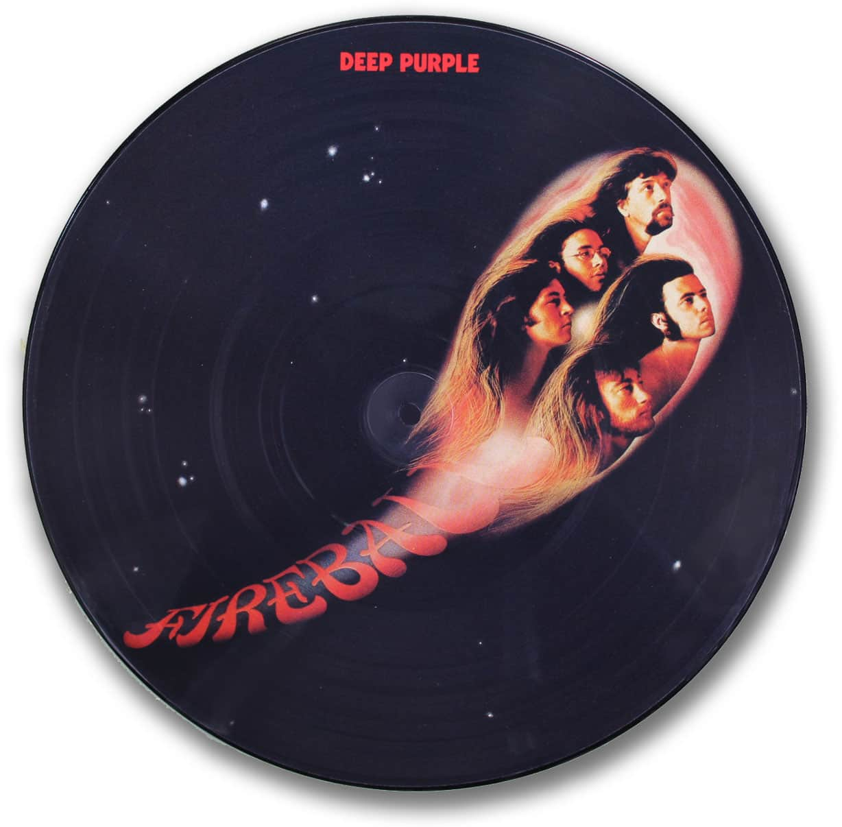 Deep Purple, Fireball Picture Disc