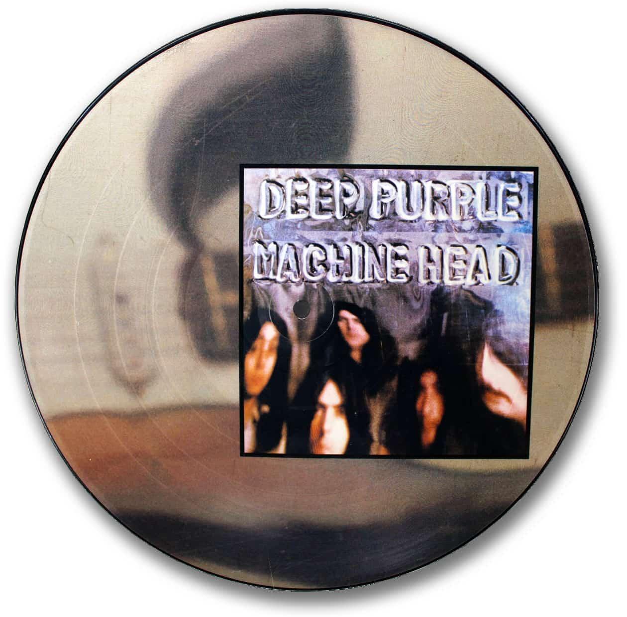 Deep Purple, Machine Head Picture Disc