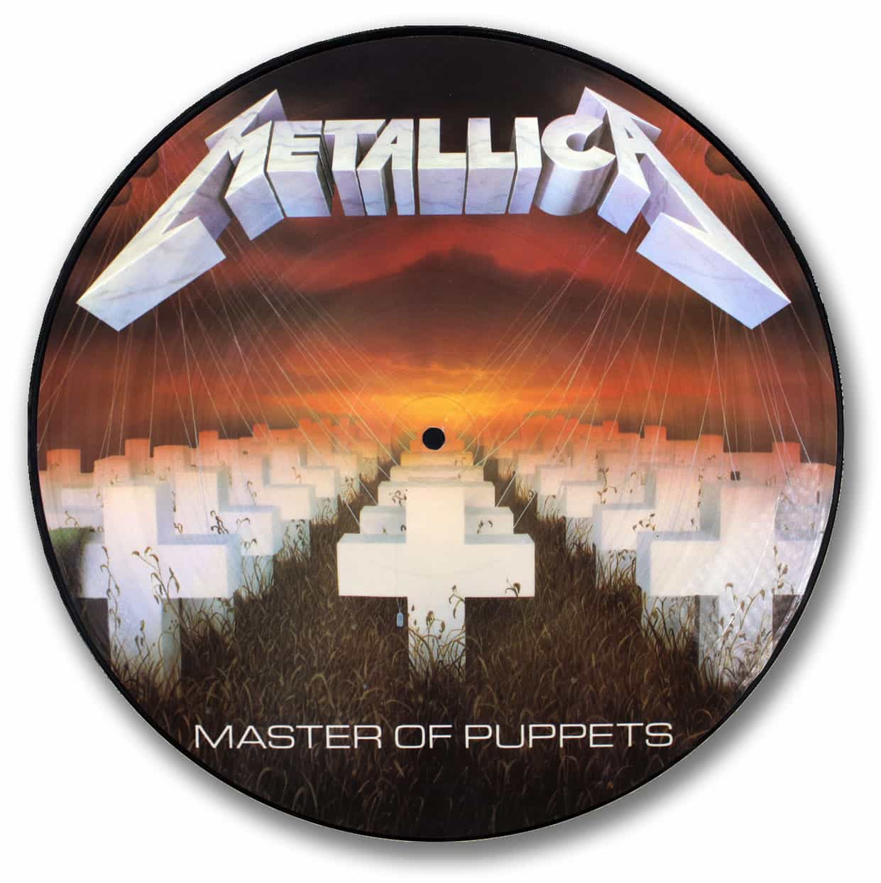 Metallica, Master of Puppets Picture Disc