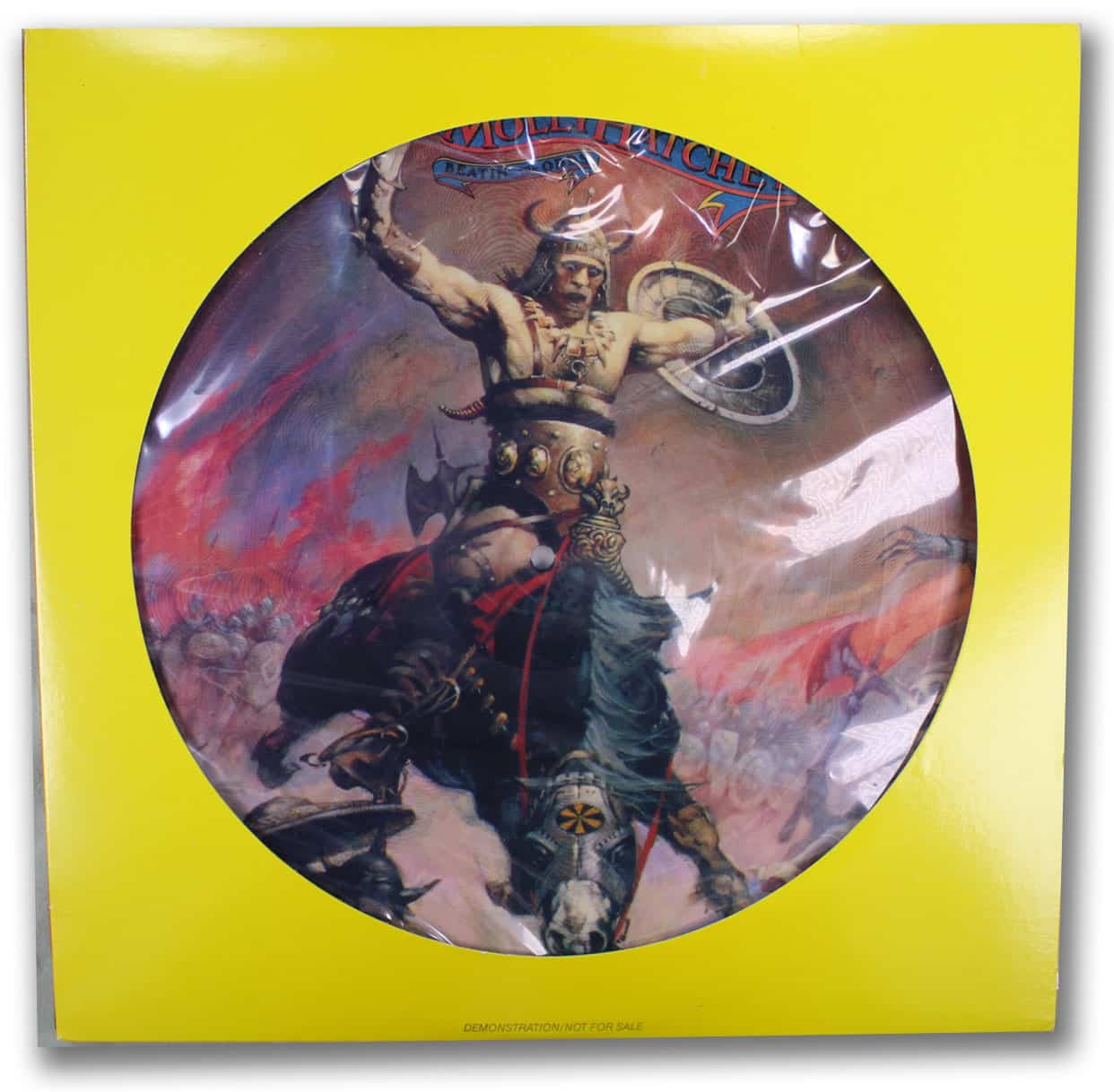 Molly Hatchet, Beatin' the Odds Picture Disc