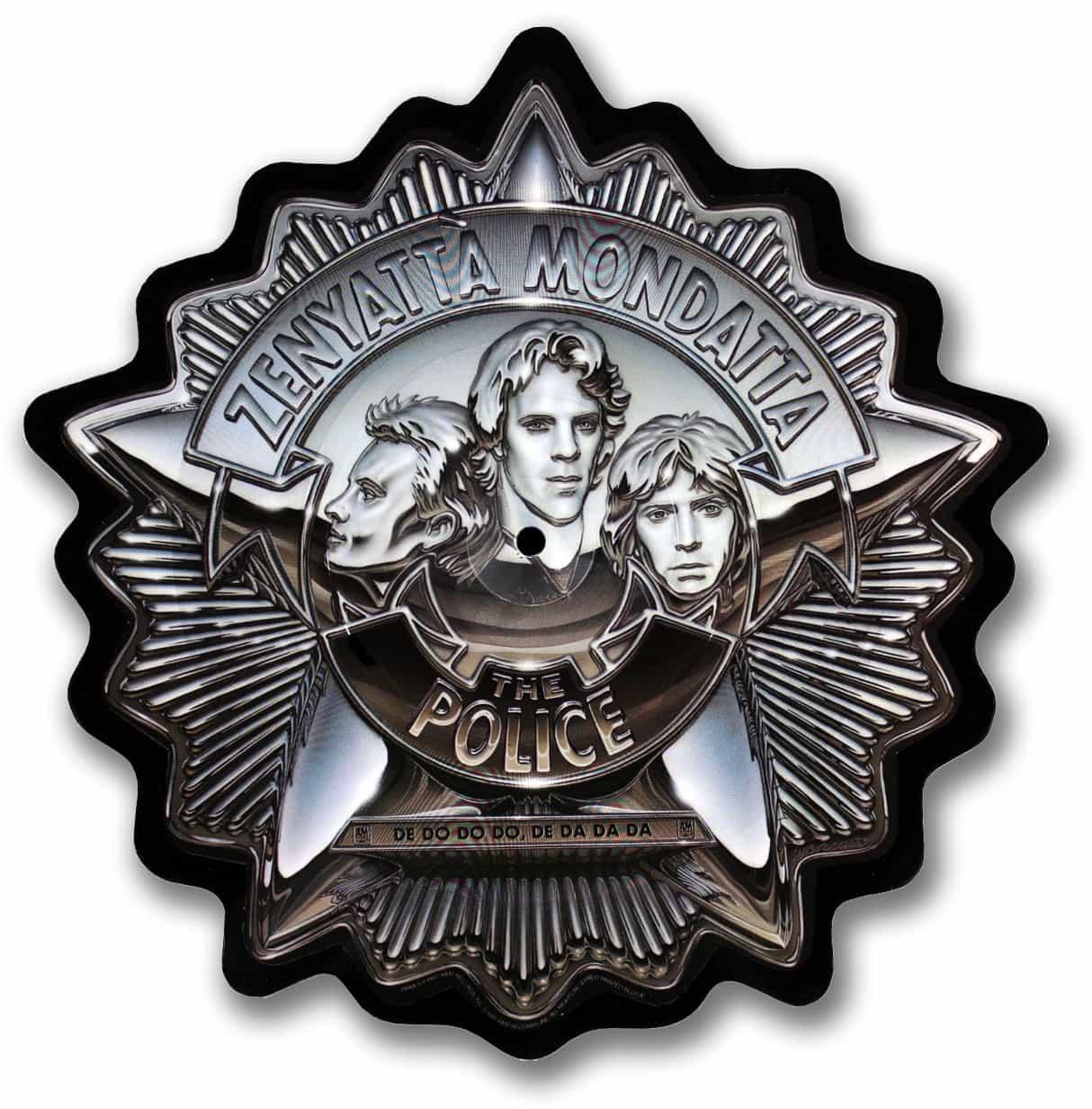 Police - Zenyatta Mondatta picture disc