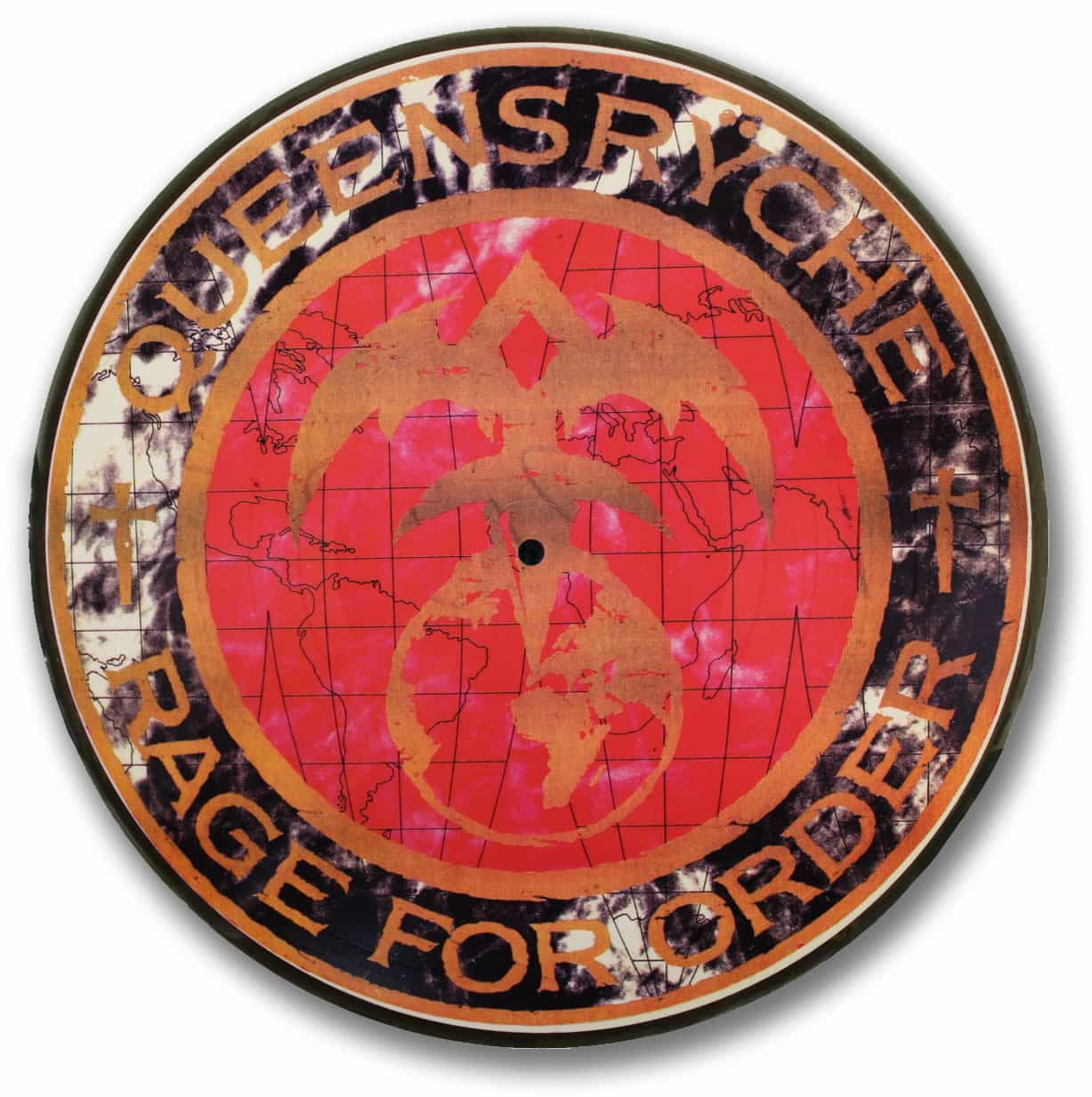 Queensryche, Rage for Order Picture Disc