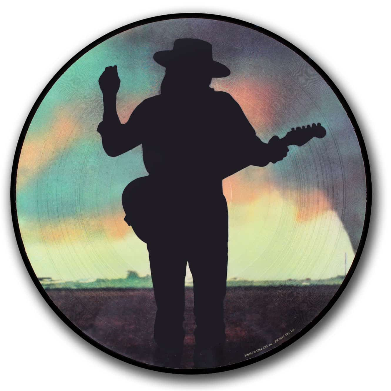 Stevie Ray Vaughan, Couldn't Stand the Weather Picture Disc