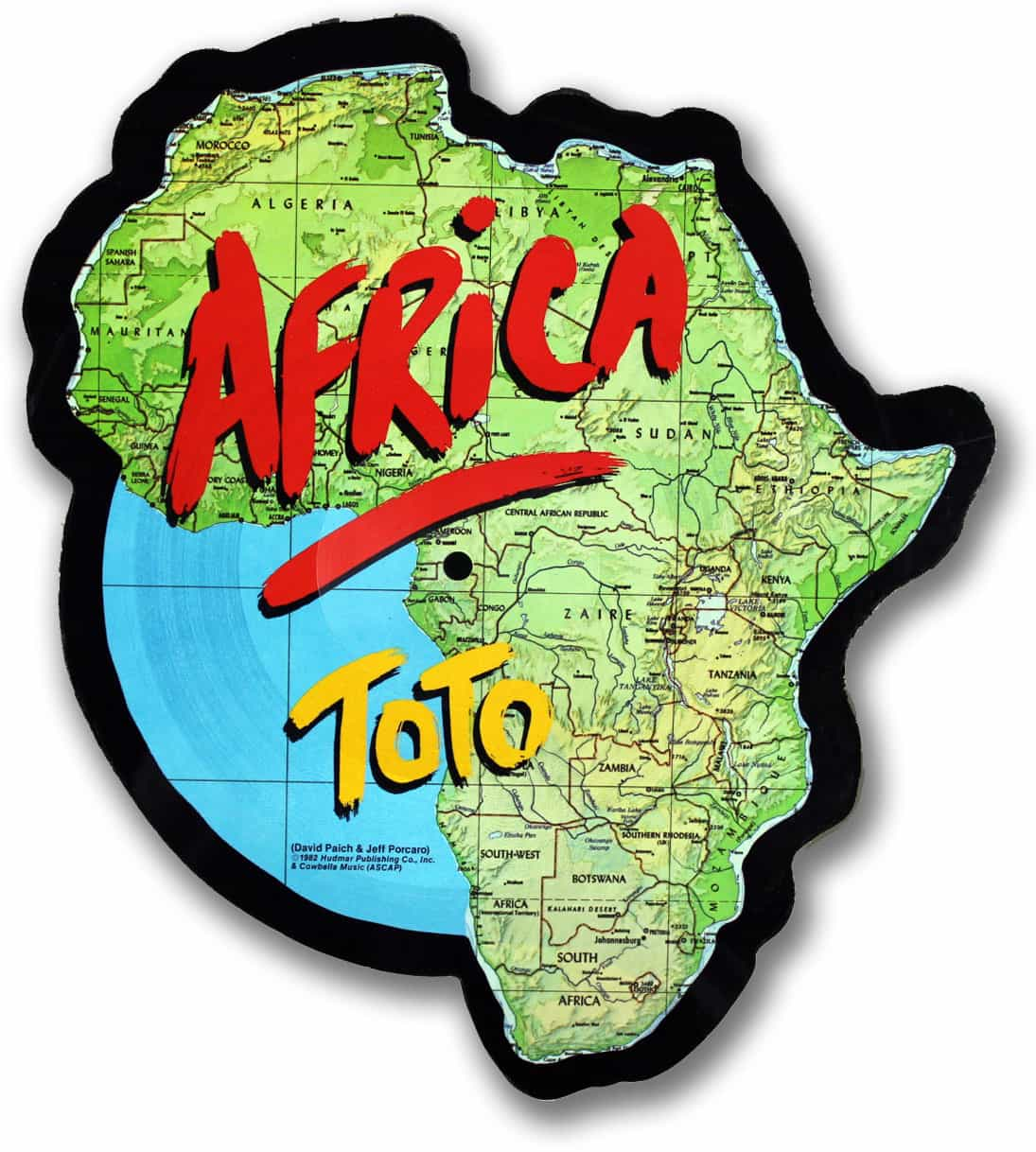 Toto Africa Picture Disc