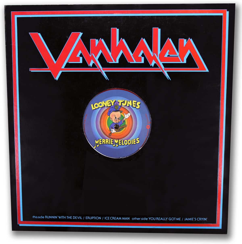 Van Halen, Looney Tunes Colored Vinyl Record