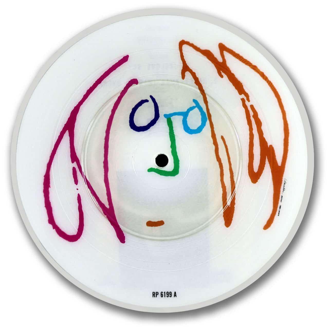 John Lennon, Imagine Picture Disc