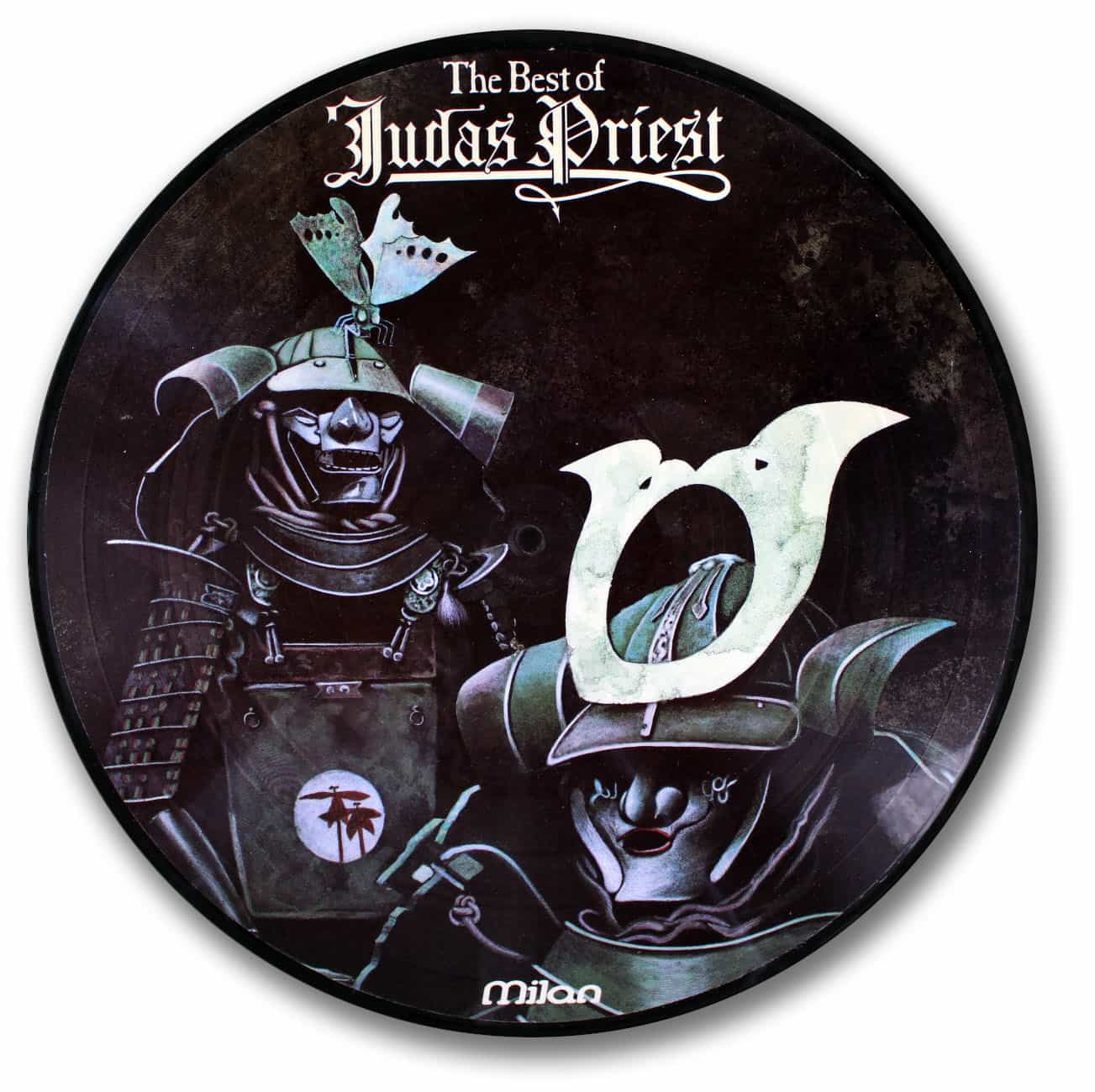Judas Priest, The Best of Picture Disc