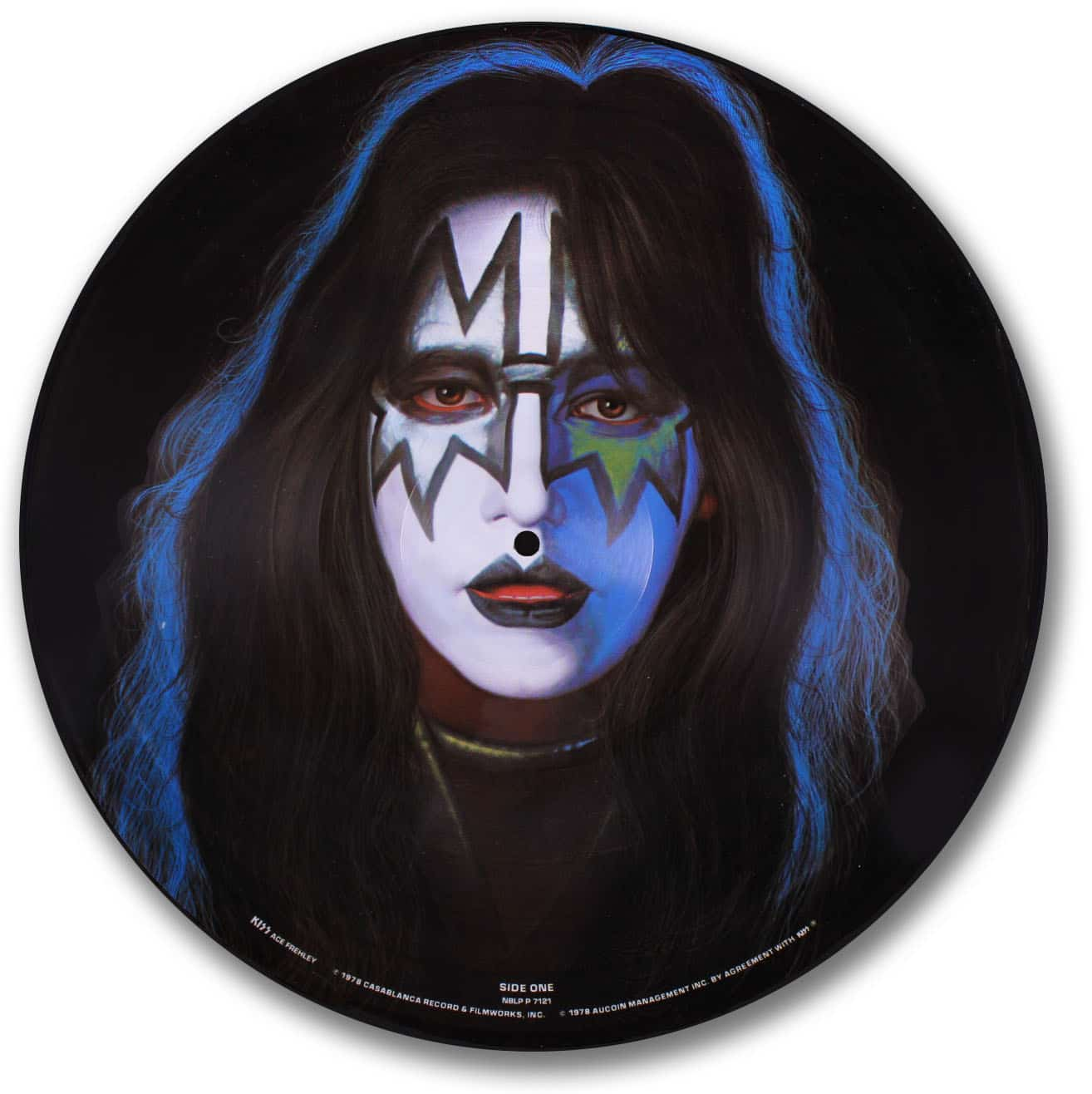 Kiss, Ace Frehley Picture Disc