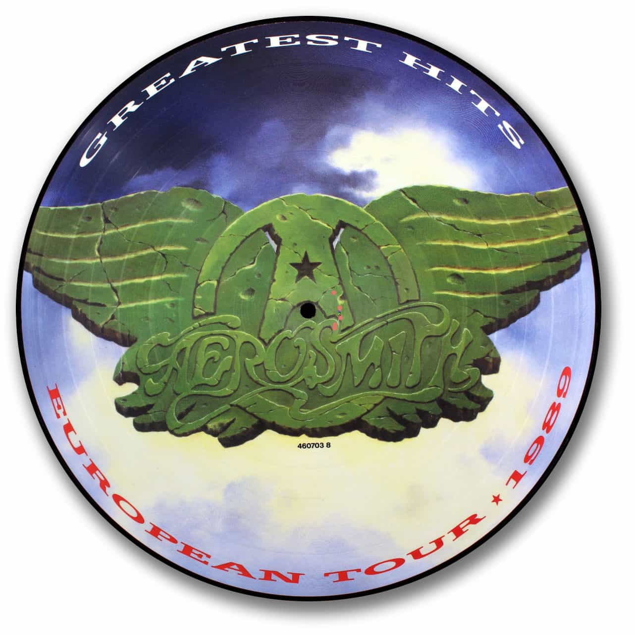 Aerosmith Greatest Hits Picture Disc