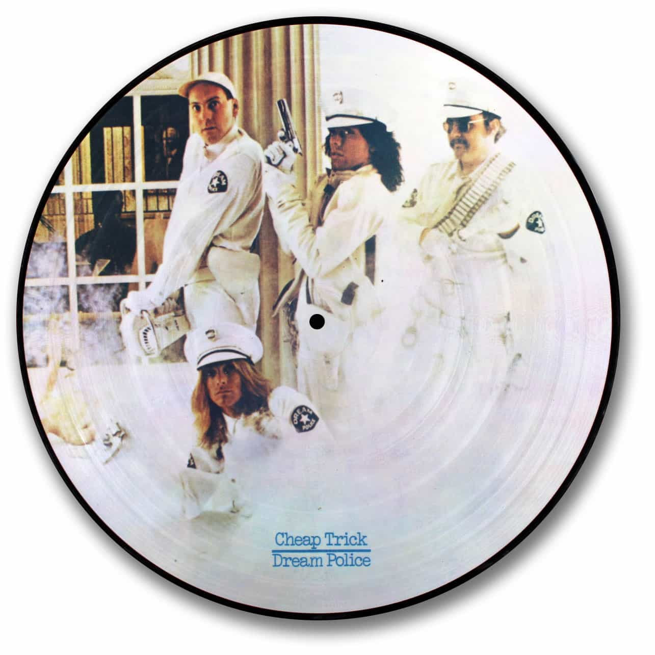 Cheap Trick, Dream Police Picture Disc