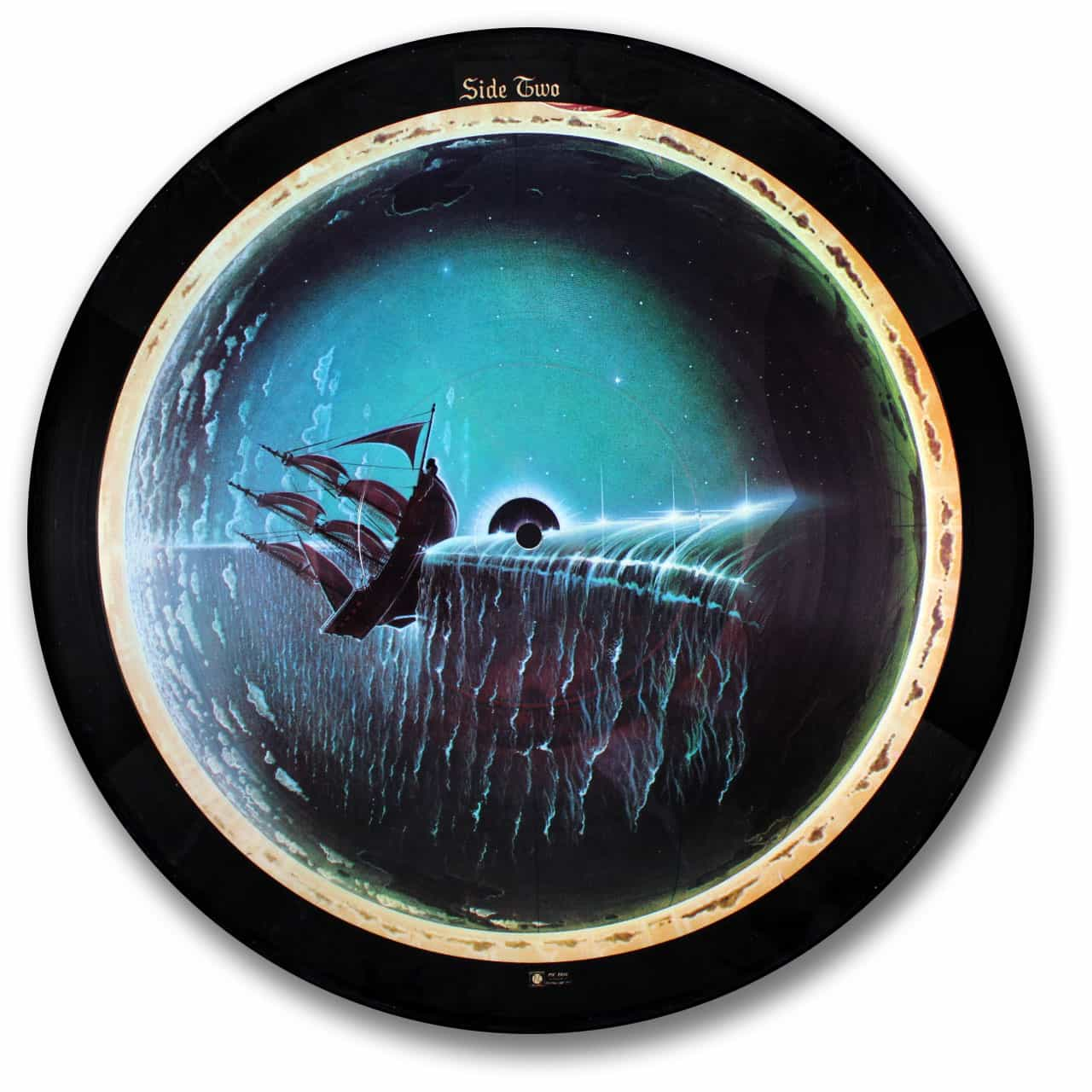 Kansas, Point of Know Return Picture Disc