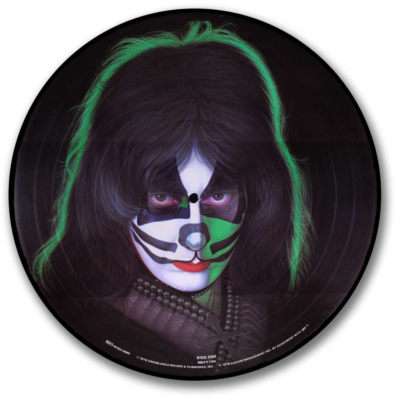Kiss, Peter Criss Picture Disc