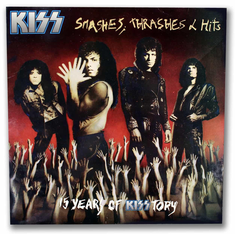Kiss, Smashes, Thrashes & Hits