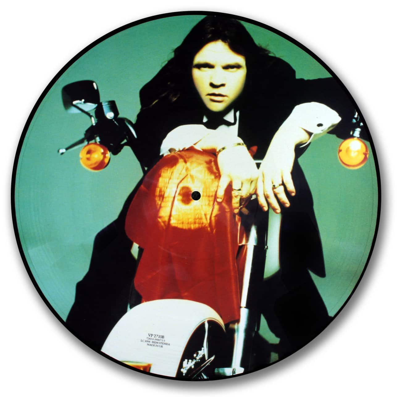 Meat Loaf, Bat out of Hell 2 Picture Disc
