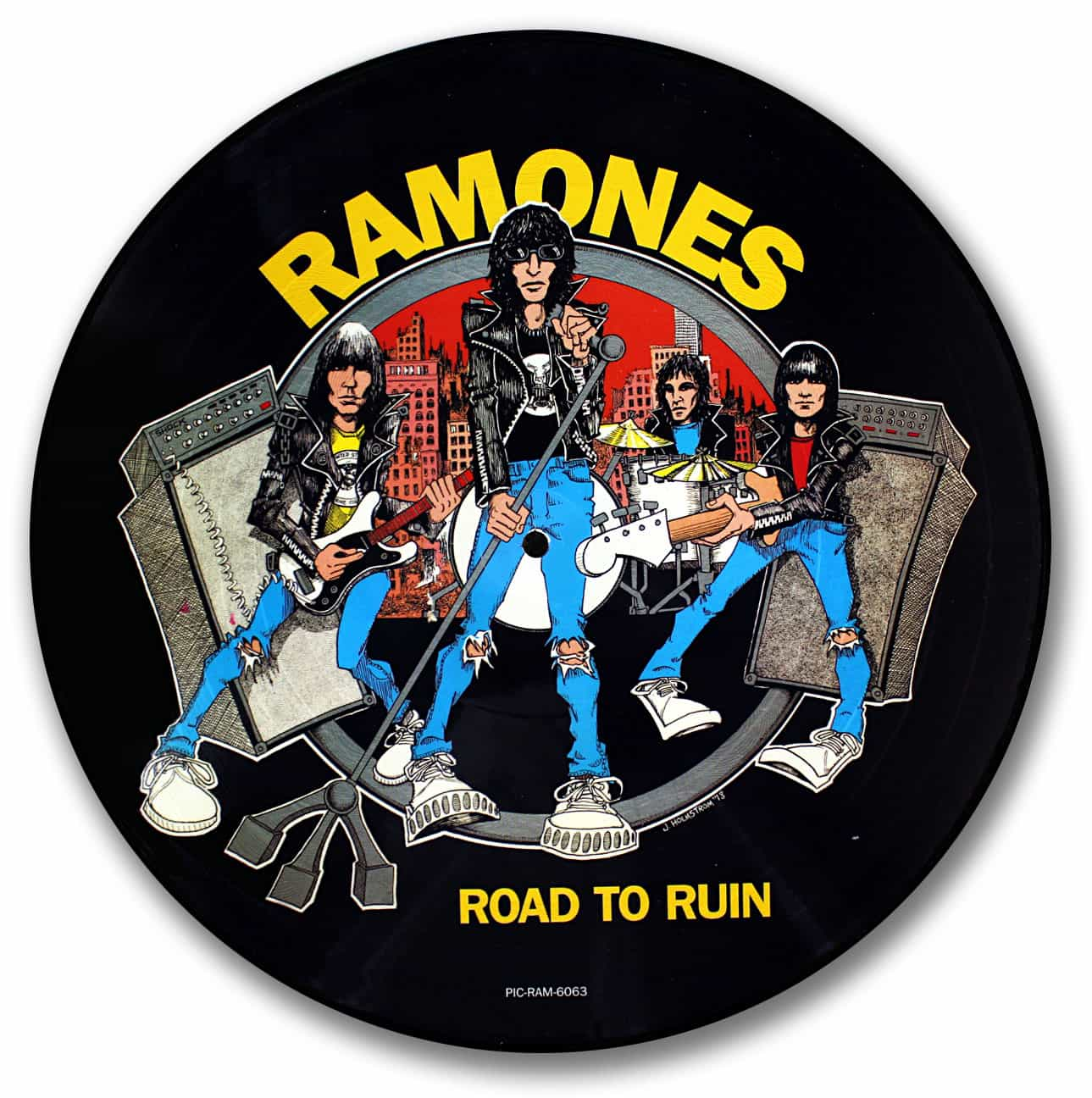 Ramones, Road to Ruin Picture Disc
