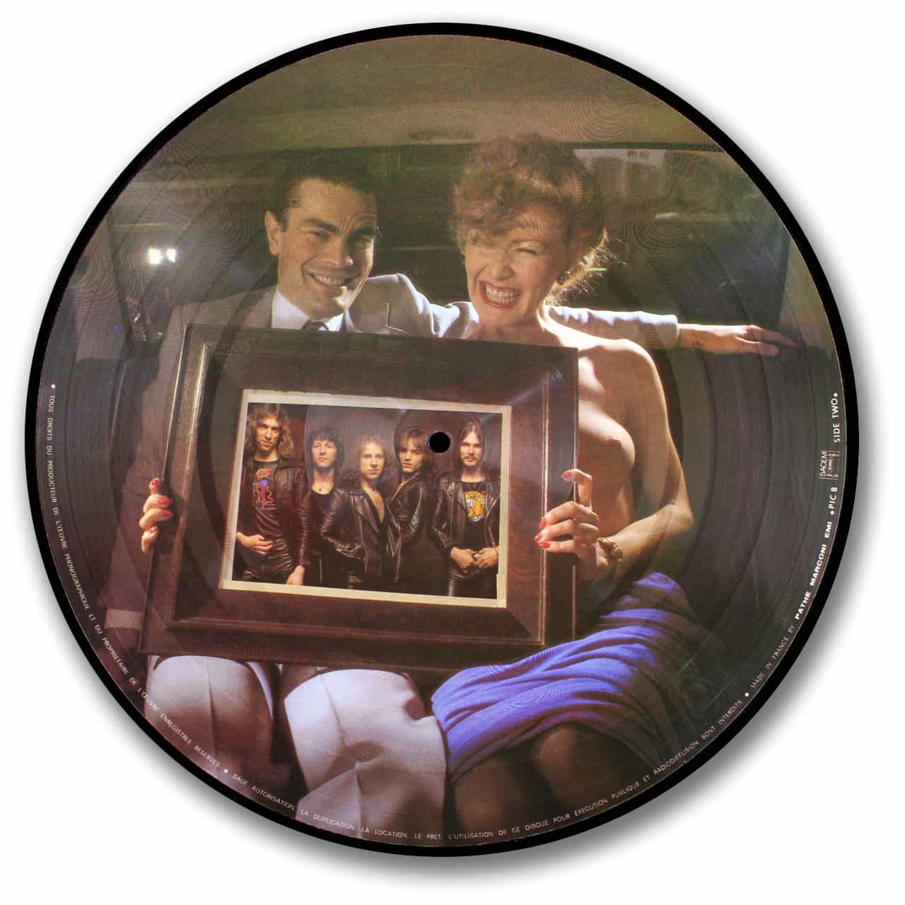 Scorpions, Love Drive Picture Disc