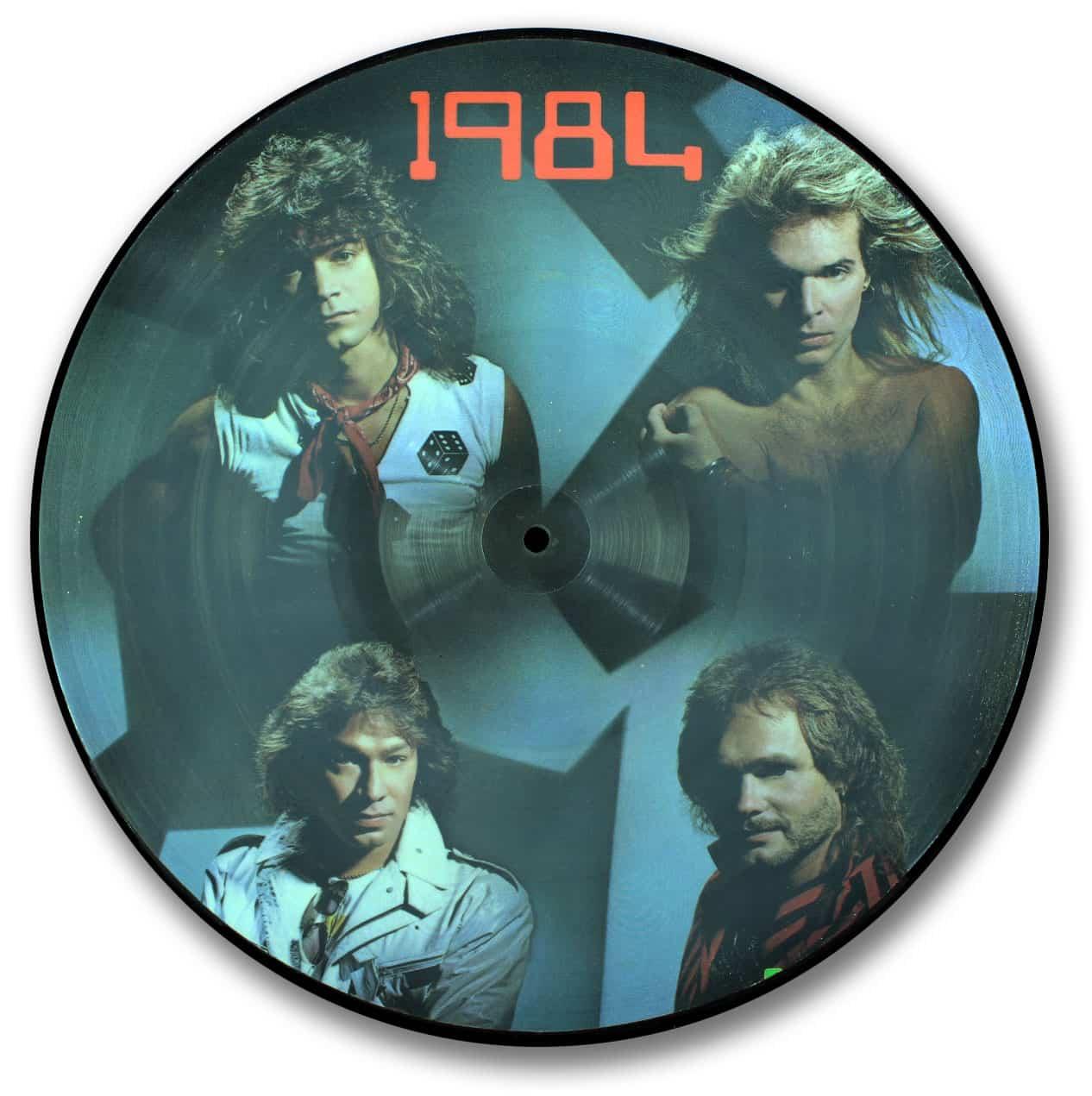 Van Halen, 1984 Picture Disc
