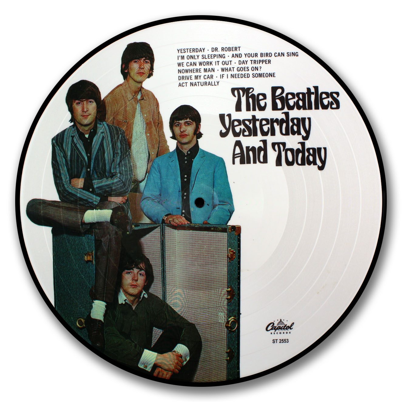 The Beatles, Yesterday and Today Picture Disc