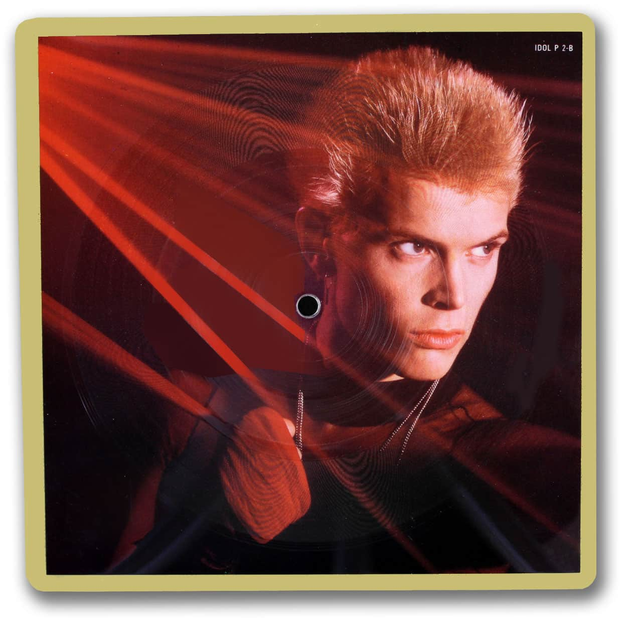 Billy Idol, Rebel Yell Picture Disc
