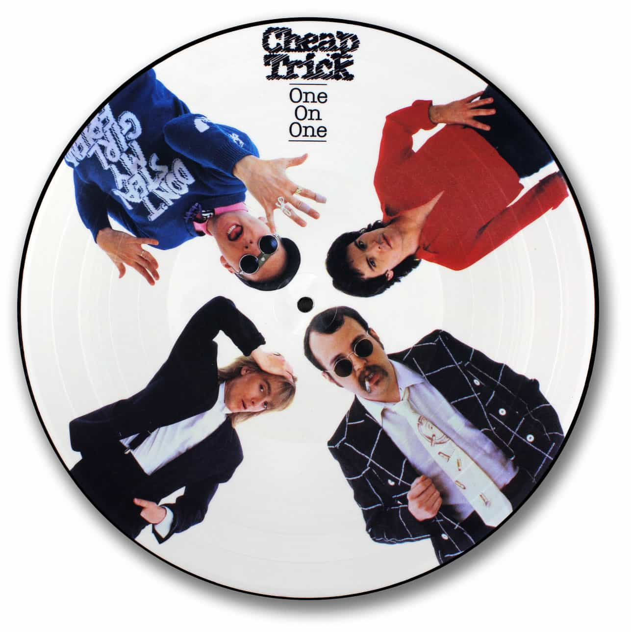 Cheap Trick, One on One Picture Disc