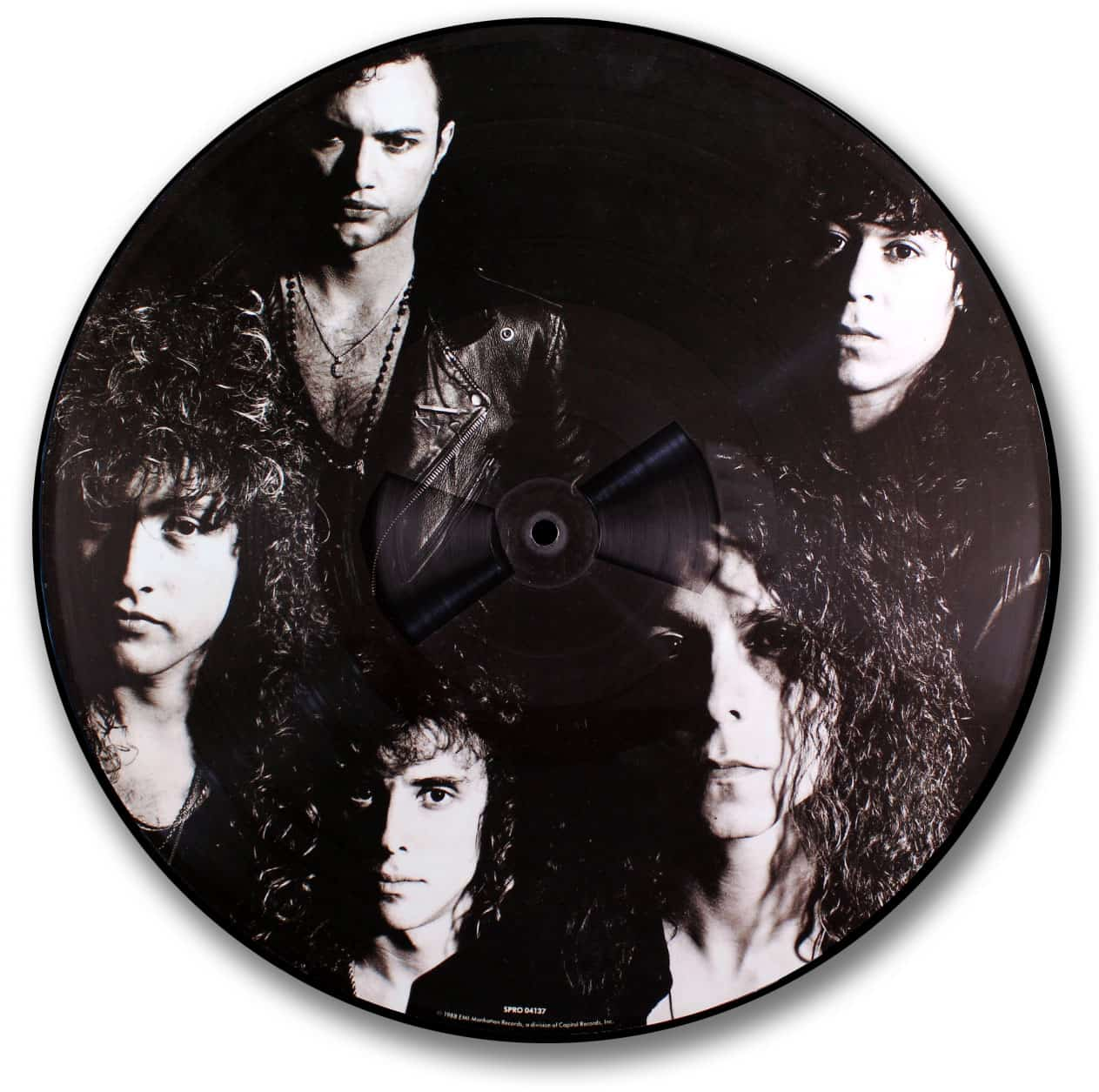 Queensryche, Operation Mindcrime Picture Disc
