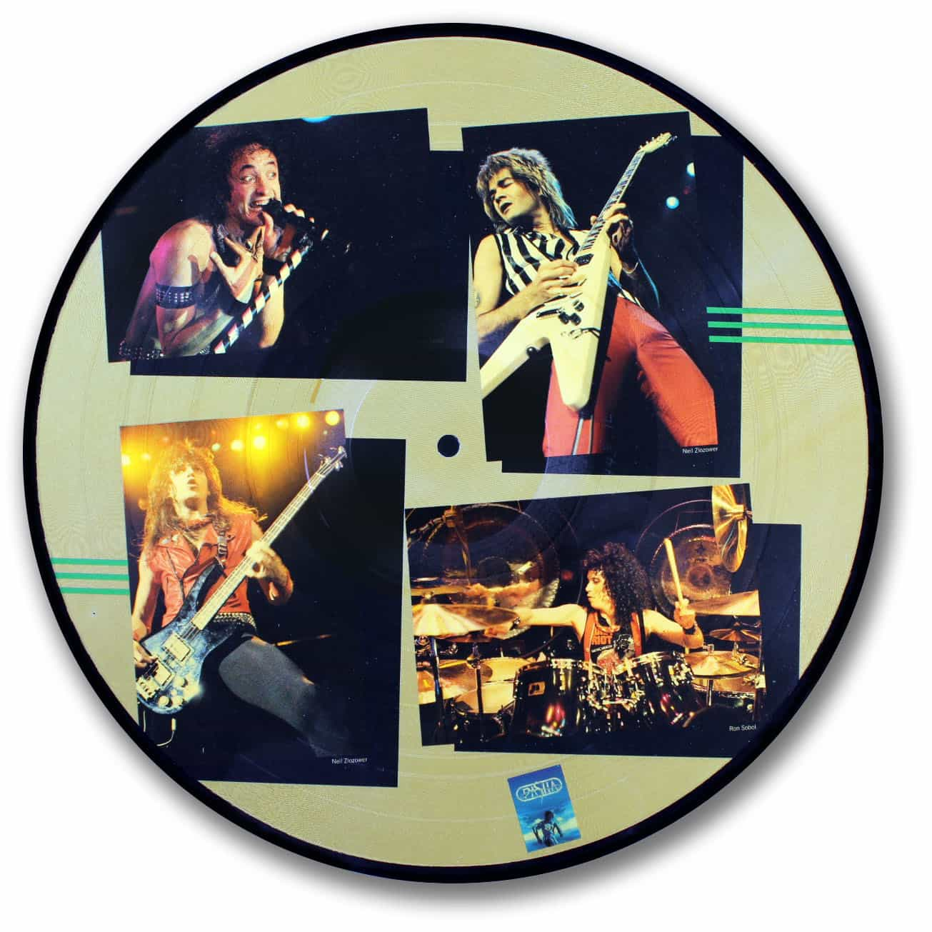 Quiet Riot, Mental Health Picture Disc