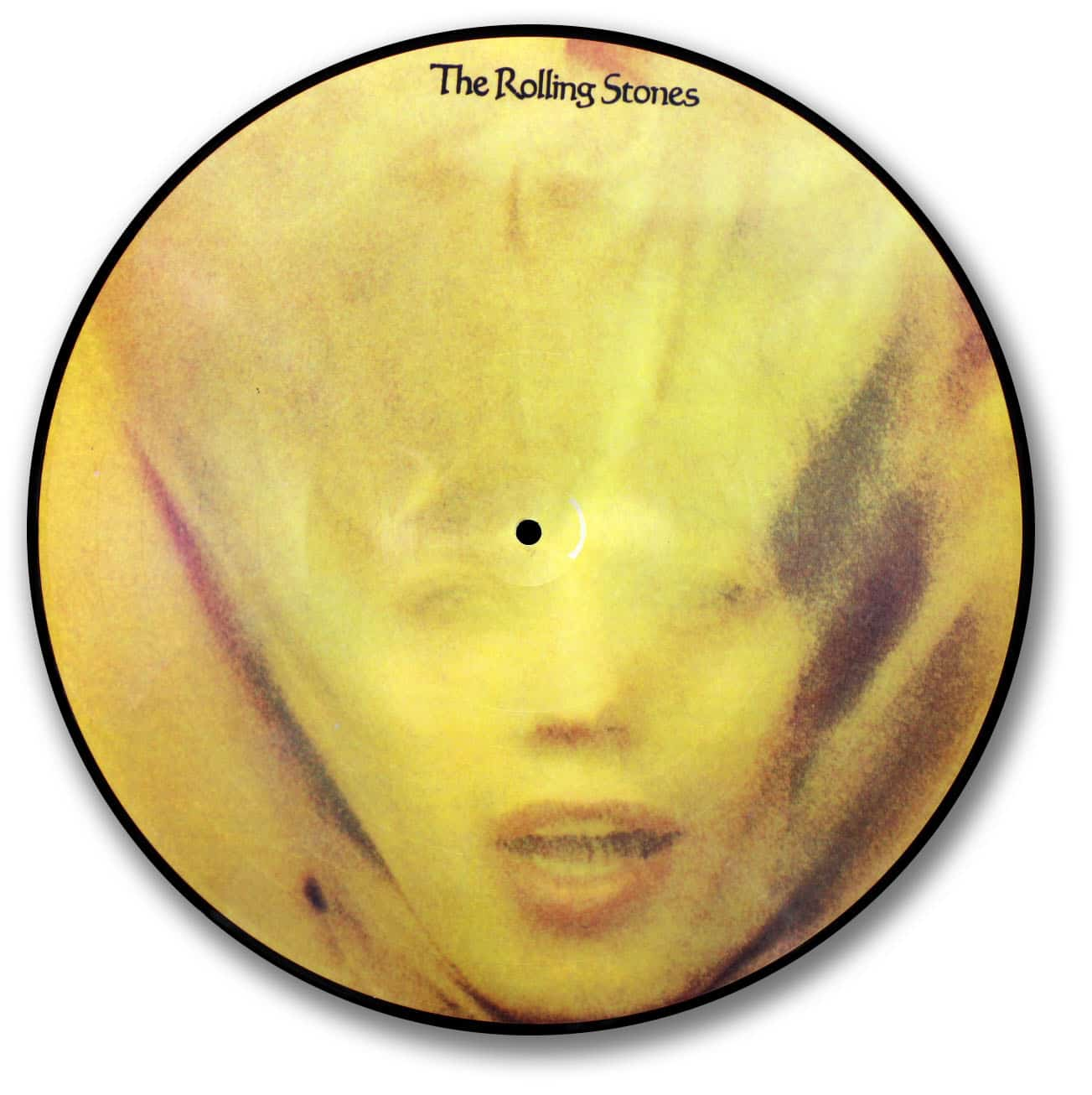 the Rolling Stones, Goat's Head Soup Picture Disc