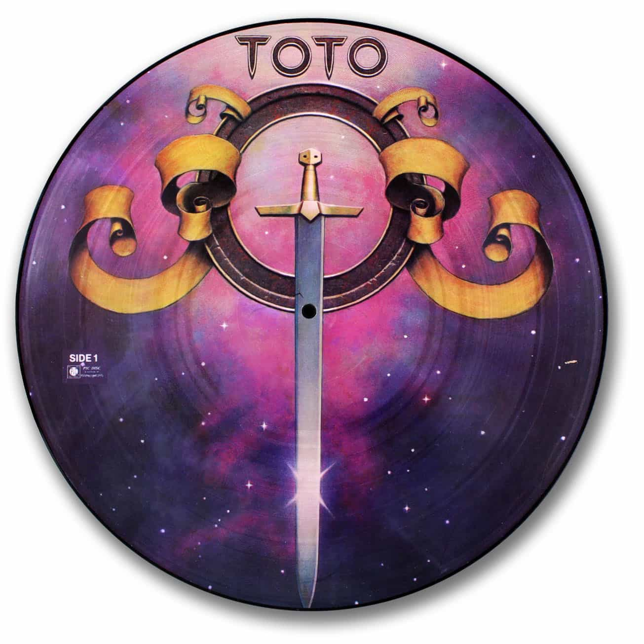 Toto, Toto Picture Disc