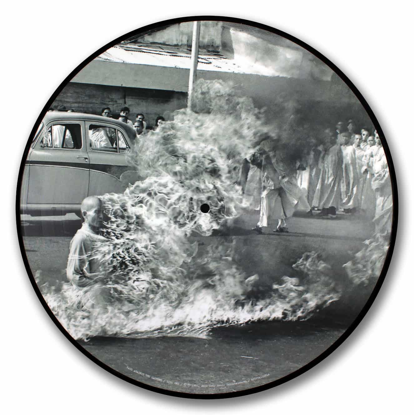 Rage Against the Machine Picture Disc
