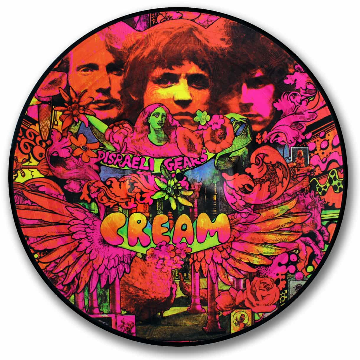 Cream, Disraeli Gears Picture Disc