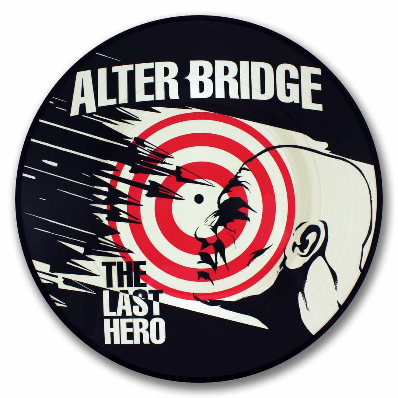Alter Bridge, the Last Hero Picture Disc