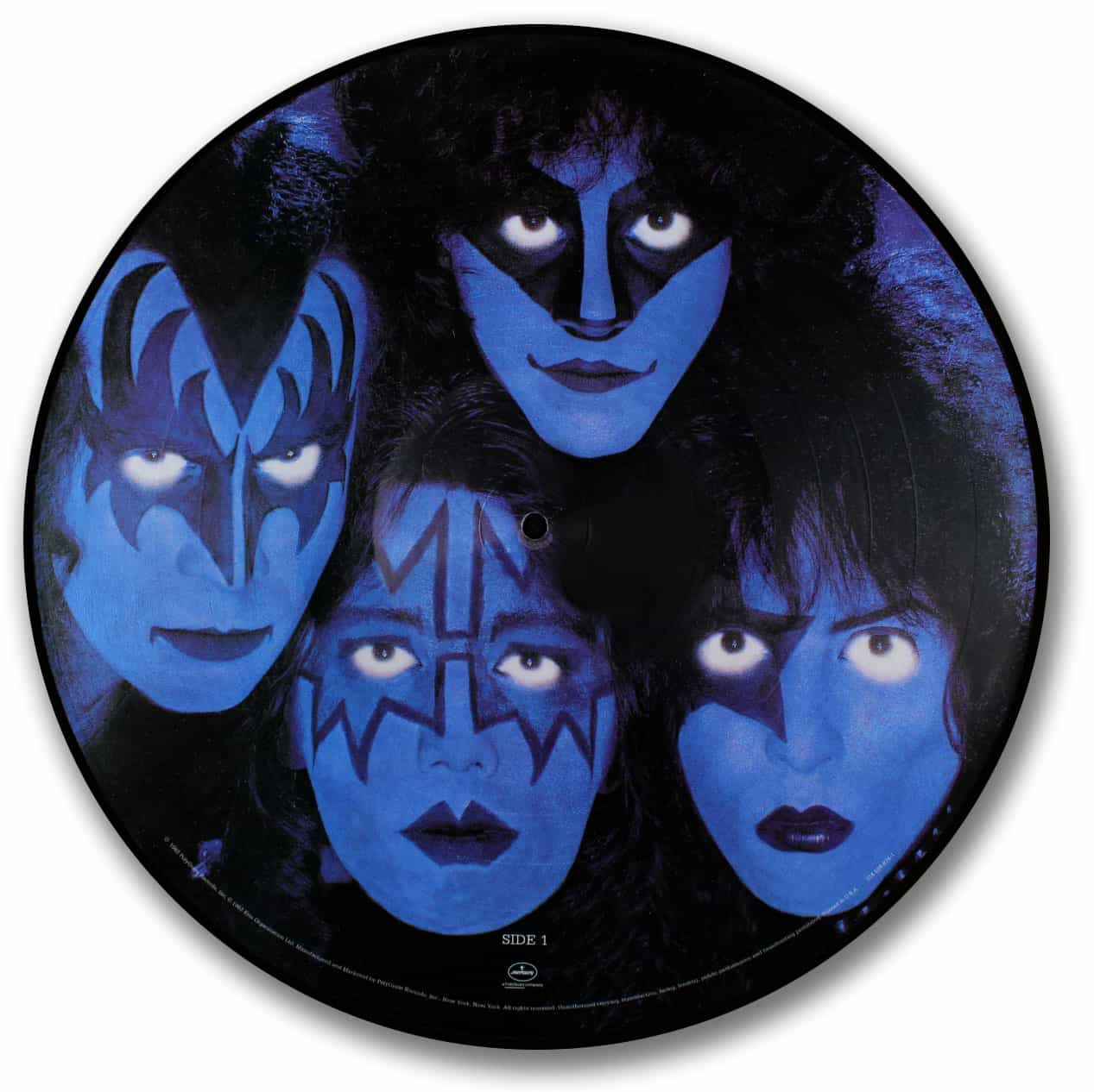 Kiss, Creatures of the Night Picture Disc