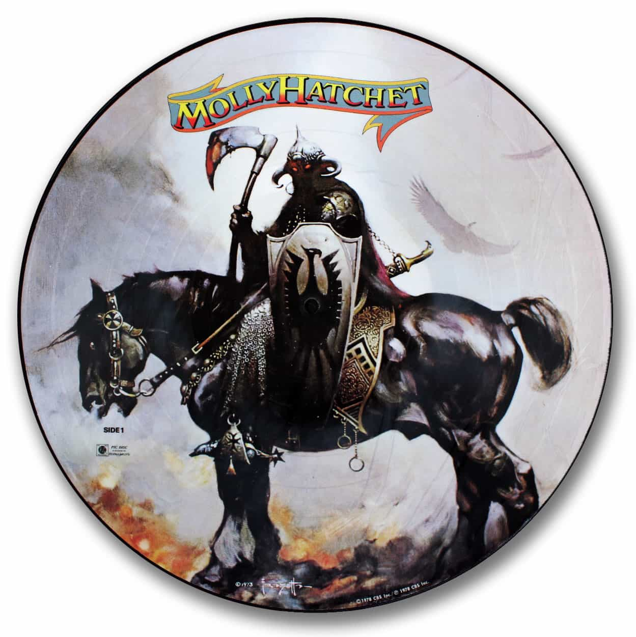 Molly Hatchet Picture Disc