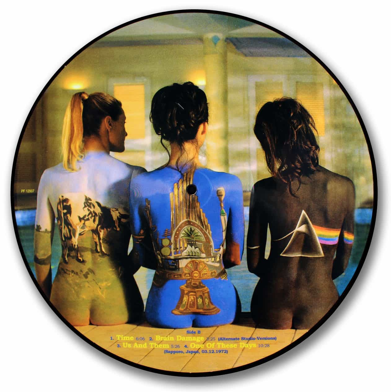 Pink Floyd, Rare Beauties Picture Disc