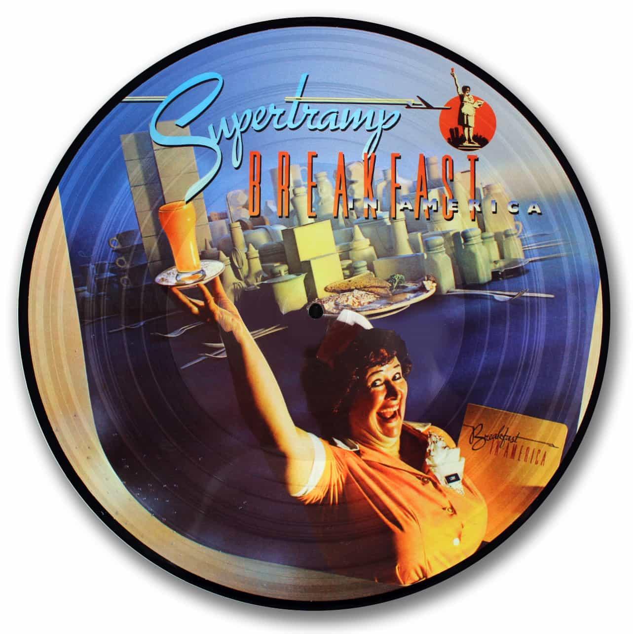 Supertramp, Breakfast in America Picture Disc