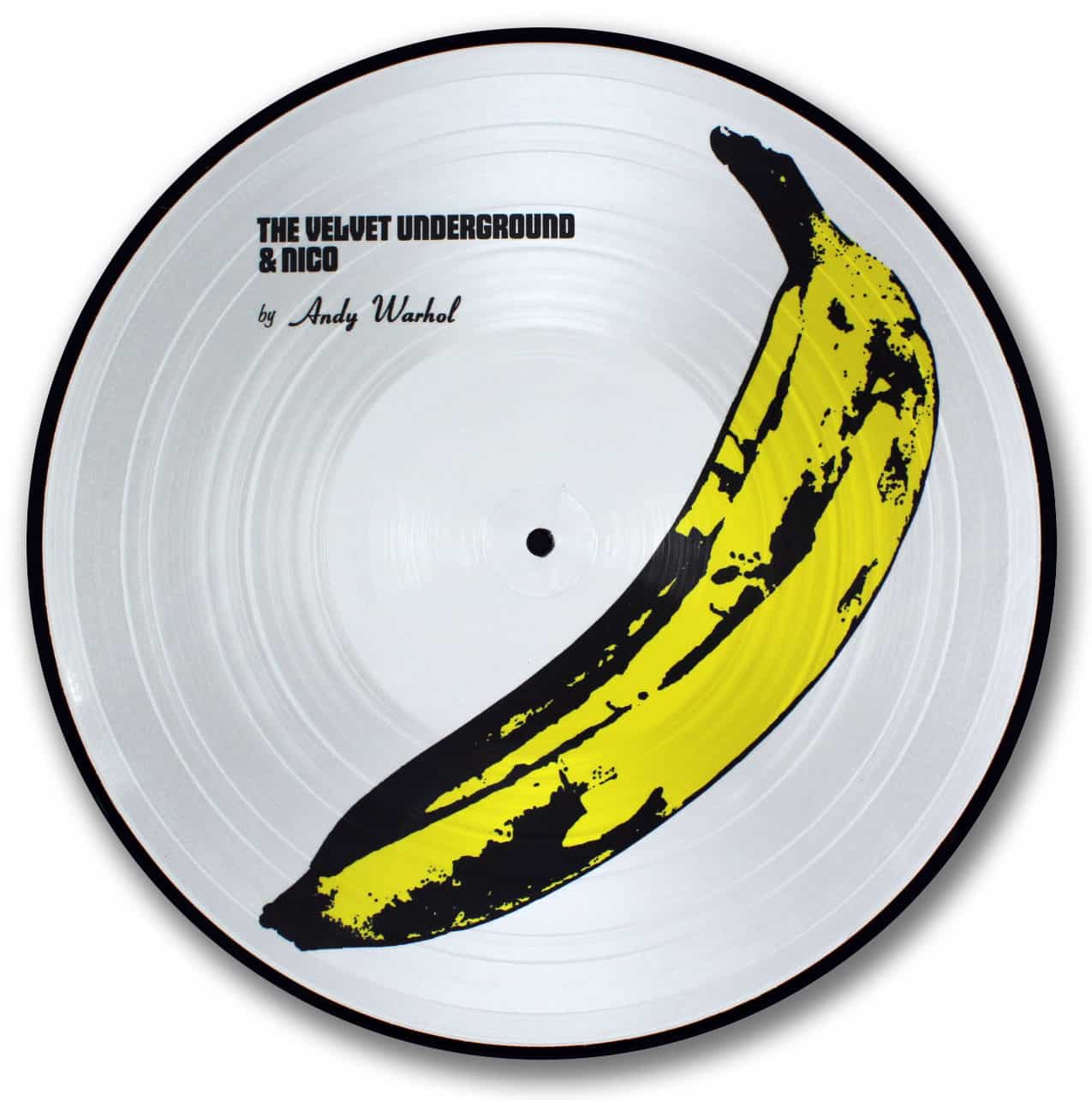 The Velvet Underground & Nico Picture Disc