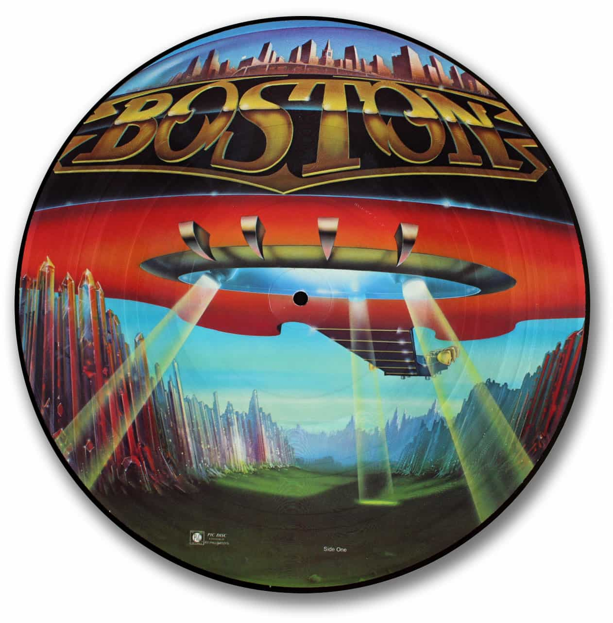 Boston, Walk On Picture Disc