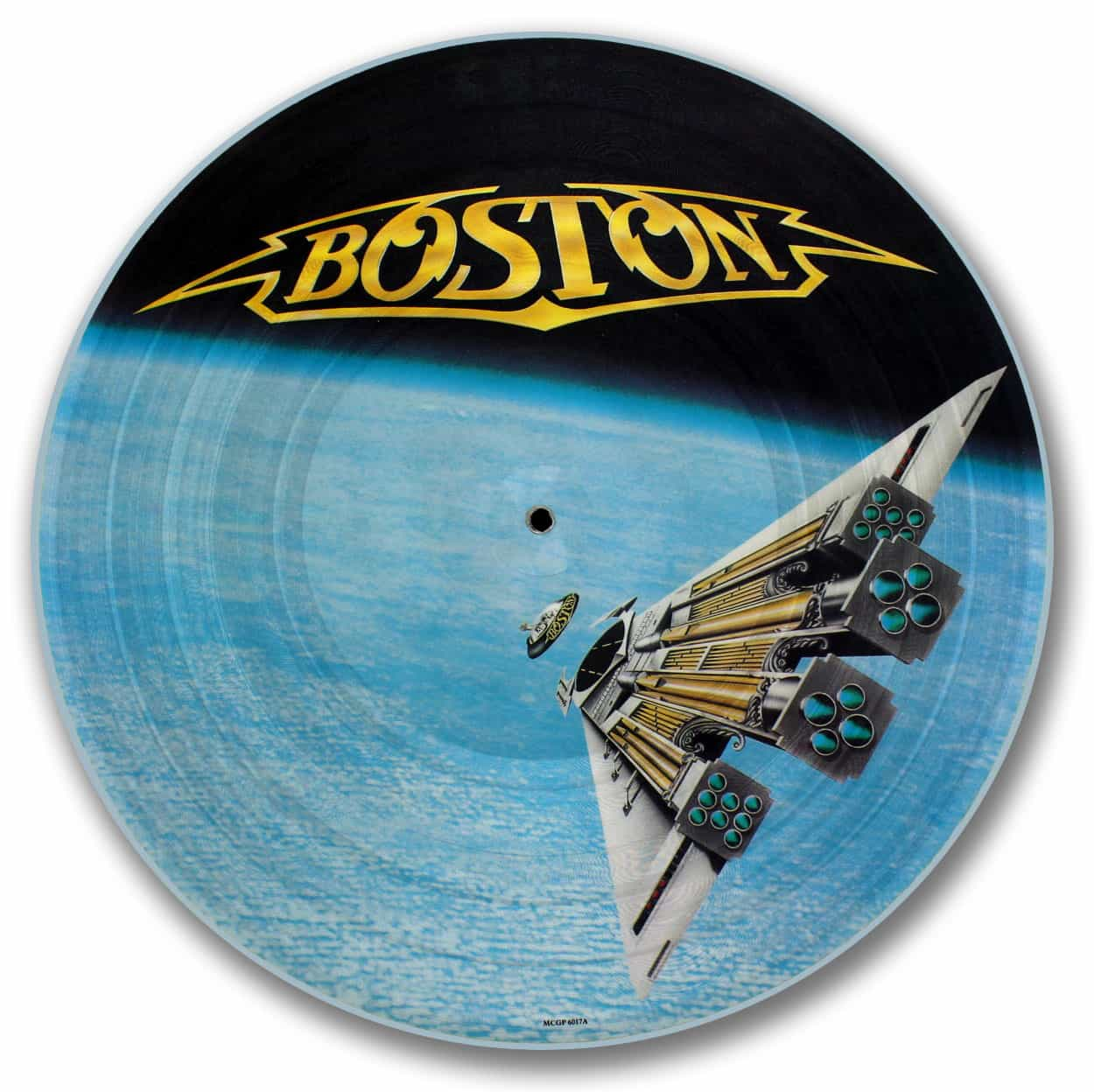 Boston, Third Stage Picture Disc