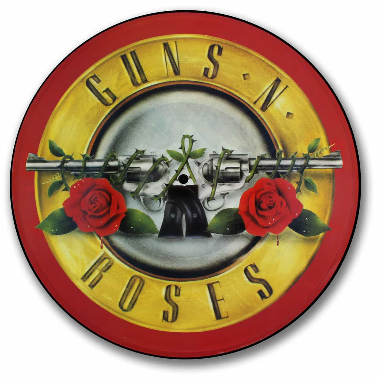 Guns N' Roses, Welcome to the Jungle Picture Disc