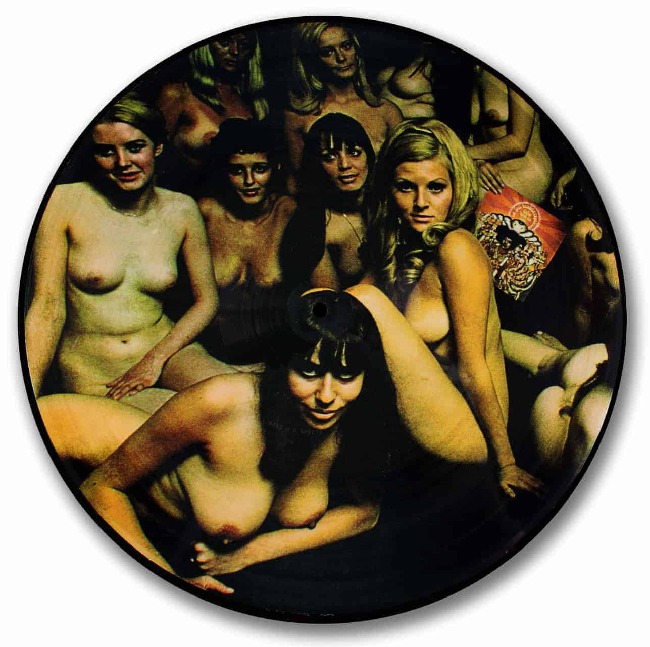 Jimi Hendrix, Electric Ladyland Picture Disc